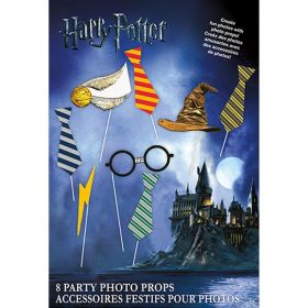 Photo Props, Harry Potter