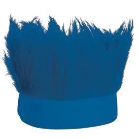 Pannebånd, hårete, blå