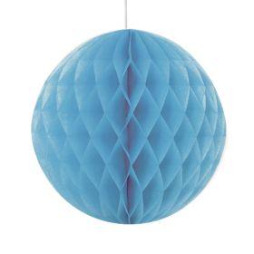 Honeycomb ball 20 cm, turkis