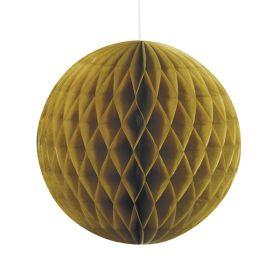 Honeycomb ball 20 cm, gull