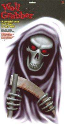 Veggdekorasjon, Grim reaper