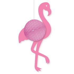 Flamingo honeycomb, 49cm