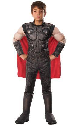 Thor deluxe kostyme til barn