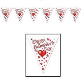 Vimpelrekke, Happy Valentine's Day