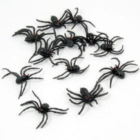 Edderkopper, 12 stk