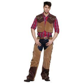 Bruce Cowboy kostyme