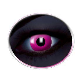 Linser UV rosa 14,5mm, 12 mnd.