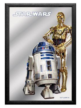 Star wars speil, Droids