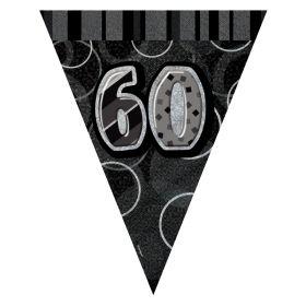 Sort & Sølv 60 vimpelrekke