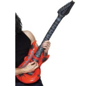 Oppblåsbar gitar