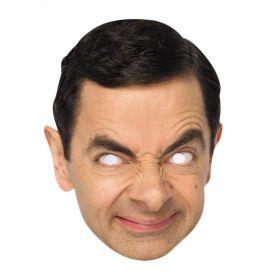 Mr. Bean pappmaske