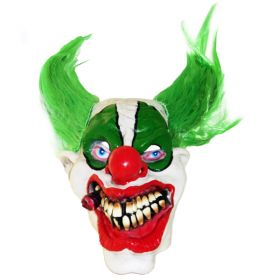 Latexmaske  Mutant Clown