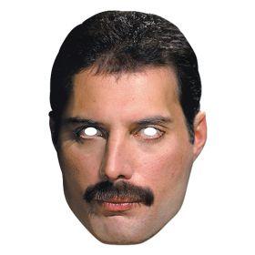 Freddie Mercury pappmaske