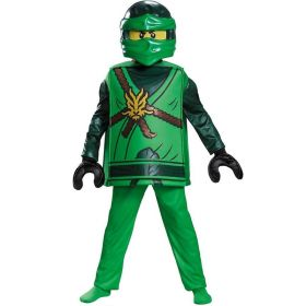 Lego Lloyd master of spinjitzu