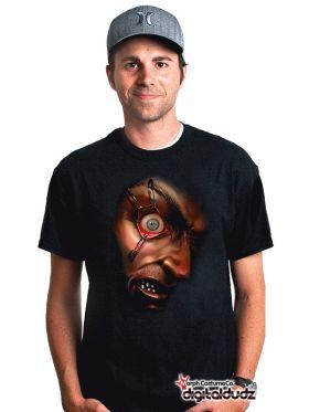 T-skjorte Digital Dudz Moving Eyeball
