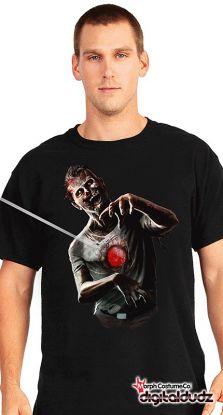 T-Skjorte Digital Dudz Beating Heart