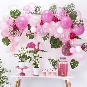 Rosafarget ballongbue kit