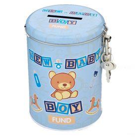 Sparebøsse - New Baby Boy