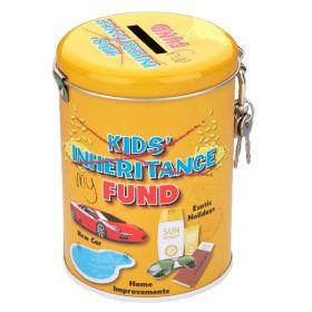 Sparebøsse - Kids inheritance