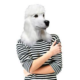 Latexmaske  Patty the Poodle