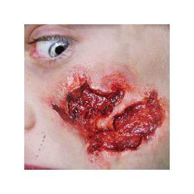 Åpent sår 3D spesialeffekt