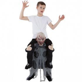 Zombie Piggyback til barn
