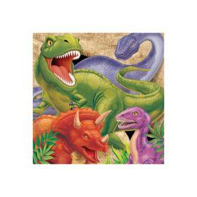 T-Rex Dinosaur, 16 servietter