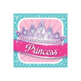 Princess Party, 16 servietter