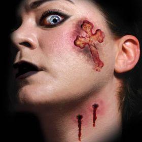 Vampyr kyss Tatovering