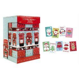 Christmas Cracker, Buss & Postboks