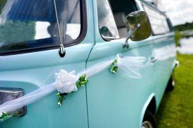 Blomstergiralnder til bil 1,7m