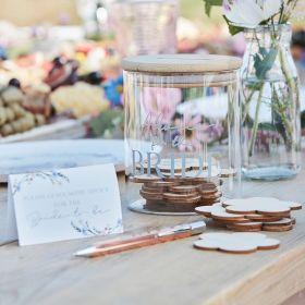Råd Til Bruden I En Glasskrukke