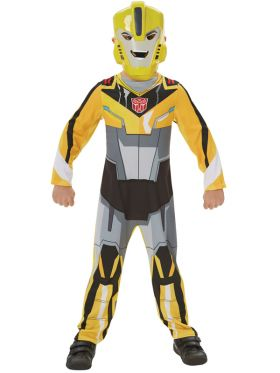 Bumblebee kostyme til barn