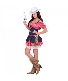Cowgirl Kjole