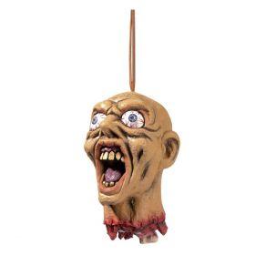 Avkappet hode Skrik, 15 cm