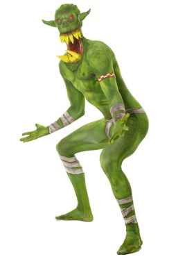 Morphsuit Green Orc