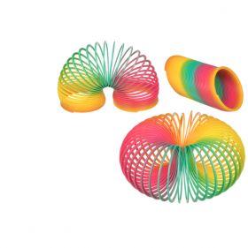 Trappetroll regnbuefarget