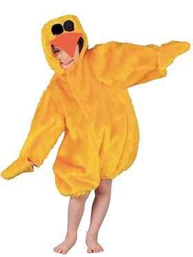 Kylling kostyme til barn