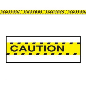 Sperrebånd, Caution
