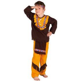 Indianerkostyme Lille Høvding