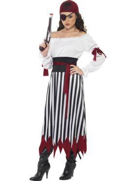 Piratdame
