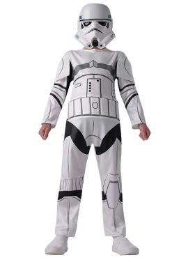 Stormtrooper kostyme til barn