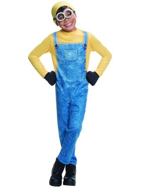 Minion Bob kostyme til barn