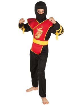 Ninja Master kostyme