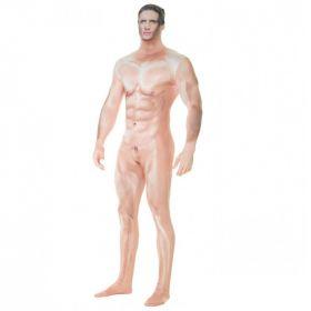 Morphsuit Naken Sensurert Mann