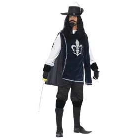 Musketeer mann