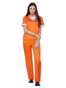 Fangedrakt Orange Is The New Black
