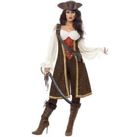 Piratdame Wench