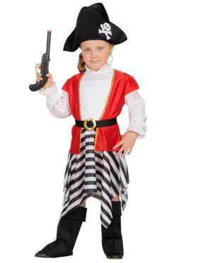 Piratjente, 1-3 år