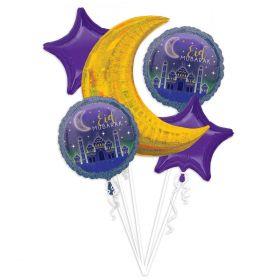 Ballongbukett Eid